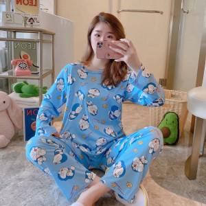 Harga stelan baju santai baju tidur motif | HARGALOKA.COM