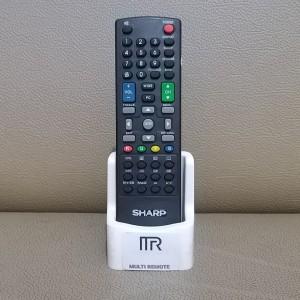 Harga remote remot tv lcd led sharp aquos 32 34 multi | HARGALOKA.COM
