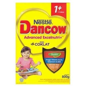 Harga susu bayi dancow 1 rasa coklat 800 | HARGALOKA.COM