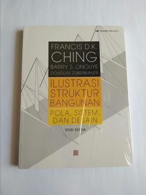 Harga buku arsitektur ilustrasi struktur bangunan edisi 2 francis d k | HARGALOKA.COM