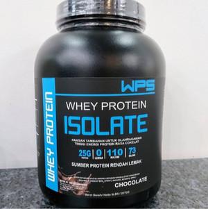 Harga wps whey protein isolate 5lbs suplemen fitness bpom ri 5   HARGALOKA.COM