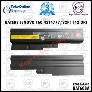 Harga baterai batere lenovo t60 pn 42t4777 92p1142 | HARGALOKA.COM
