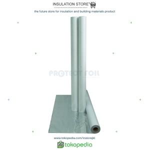 Harga aluminium foil woven single side insulasi atap peredam panas | HARGALOKA.COM