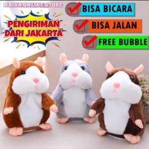 Harga mainan edukasi anak perempuan laki bayi balita hamster unik murah sni   | HARGALOKA.COM