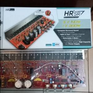 Harga kit power active amplifier hrsr 5 1 surround bell   HARGALOKA.COM