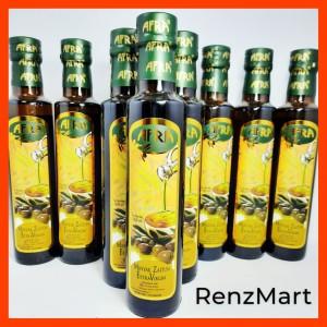 Harga minyak zaitun asli perasan pertama   minyak zaitun afra 250ml   | HARGALOKA.COM
