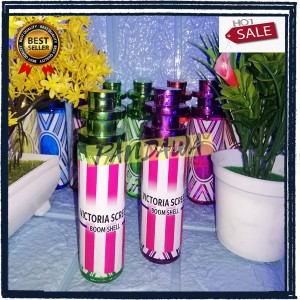 Harga parfume pria wanita bibit thailand isi 35ml wangi termurah best seller   victorias | HARGALOKA.COM