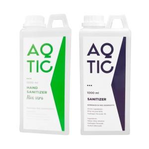 Harga bundling   aqtic sanitizer disinfectant hand sanitizer 1 | HARGALOKA.COM