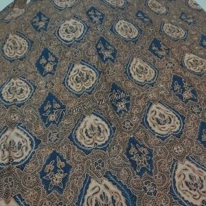 Harga batik tulis warna alam motif bokor kencana | HARGALOKA.COM