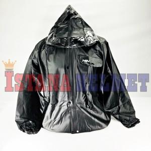 Harga jas hujan asv kantung type 02   hitam | HARGALOKA.COM