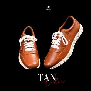 Harga sepatu pria kulit reven trump shoes sneakers terbaru keren   than   HARGALOKA.COM