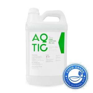 Harga hand sanitizer aqtic 5 liter ethyl alcohol food grade 80 | HARGALOKA.COM