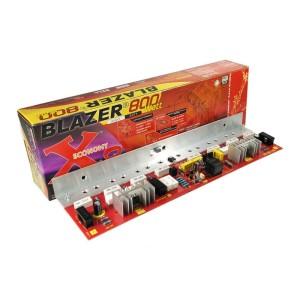 Harga kit power amplifier mono blazer x8 800w tanpa tr bell   HARGALOKA.COM