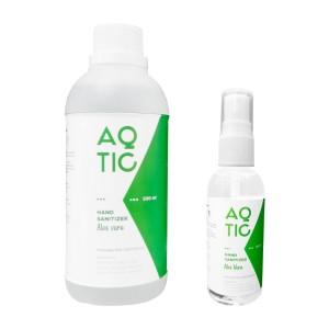 Harga bundling   aqtic hand sanitizer 60 ml spray 500 ml | HARGALOKA.COM