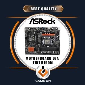 Harga mainboard socket lga 1151 b150m   | HARGALOKA.COM