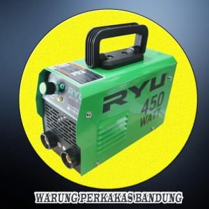 Harga ryu mesin trafo las listrik travo welding inverter igbt 120   HARGALOKA.COM