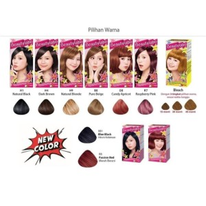 Harga beautylabo hair color cat rambut pewarna rambut   n9 nat | HARGALOKA.COM