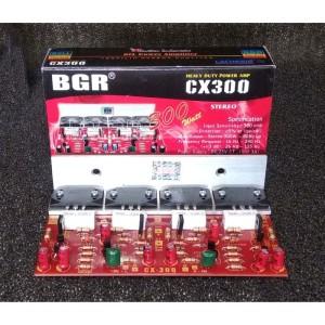 Harga kit power mono amplifier stereo cx 300w bell   HARGALOKA.COM