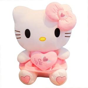 Harga boneka hello kitty lucu   merah muda | HARGALOKA.COM
