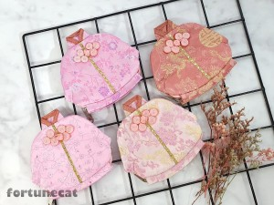 Harga angpao imlek sangjit motif cheong sam pink   motif | HARGALOKA.COM