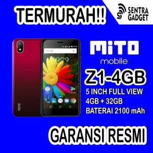 Harga hp mito z1 android 4g ram 4gb rom | HARGALOKA.COM