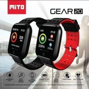 Harga smartwatch mito gear 20     HARGALOKA.COM
