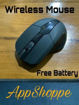 Harga wireless mouse optical 2 4ghz matte doff | HARGALOKA.COM