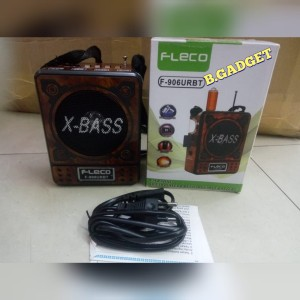 Harga speaker radio fleco f 906urbt radio multifungsi fleco | HARGALOKA.COM