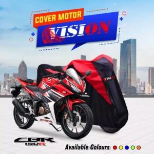 Harga cover motor sport cbr 150 vixion yamaha r15 tiger byson megapro verzha   kuning all | HARGALOKA.COM