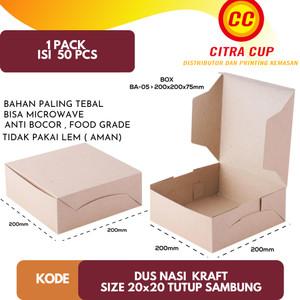 24 harga dus nasi kotak 20x20 murah terbaru 2020 katalog or id 24 harga dus nasi kotak 20x20 murah