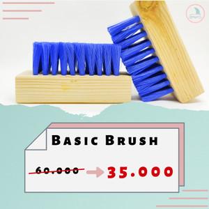 Harga basic brush sikat nylon berkualitas untuk cuci sepatu dan   HARGALOKA.COM
