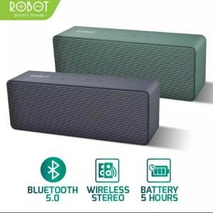 Harga speaker bluetooth robot rb420 portable wireless bass mini stereo | HARGALOKA.COM