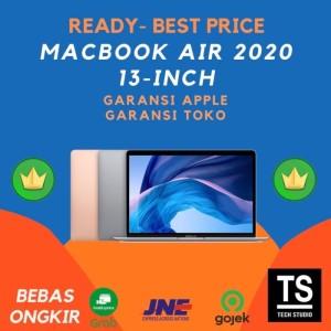 Harga ibox resmi macbook air 2020 512gb 256gb gold silver grey gray ori   i3 8gb 256gb space | HARGALOKA.COM