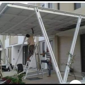 Harga kanopi baja ringan atap | HARGALOKA.COM