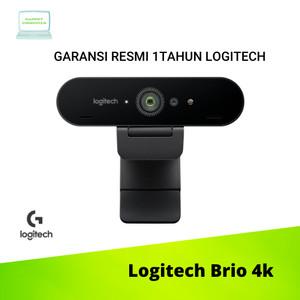 Harga logitech brio 4k hd webcam garansi resmi bukan   HARGALOKA.COM
