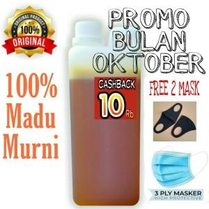 Harga madu 100 asli   madu murni   madu manis   1kg   madu | HARGALOKA.COM