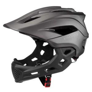 Harga kingbike helm sepeda anak full face modular pushbike bmx trail mtb     HARGALOKA.COM