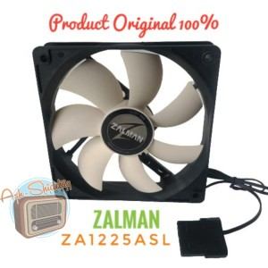 Harga fan pc 12cm fan cpu 12cm fan komputer 12cm merk zalman za 1225   HARGALOKA.COM