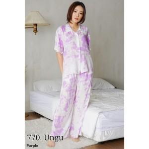 Harga piyama wanita baju tidur adem   HARGALOKA.COM