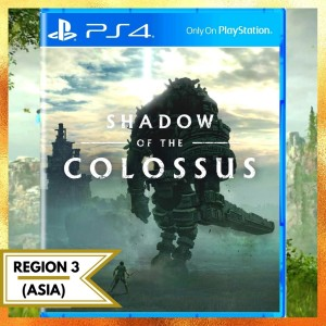 Harga shadow of the colossus kaset bd dvd game ps4 ps 4 games ps4 ps   HARGALOKA.COM