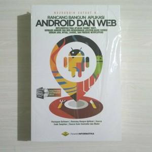 Harga buku rancang bangun aplikasi android dan web aplikasi market | HARGALOKA.COM