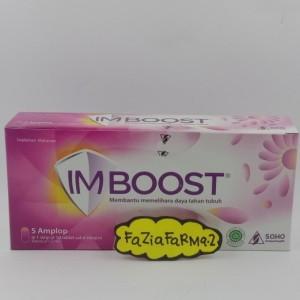 Harga imboost tablet box 50 | HARGALOKA.COM