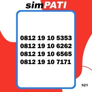 Harga nomor cantik simpati 4g lte kartu perdana telkomsel | HARGALOKA.COM
