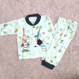 Harga piyama bayi baju tidur umur 6 keatas ecer murah     HARGALOKA.COM