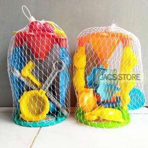 Harga mainan cetakan pasir pantai   beach toys   oct   HARGALOKA.COM