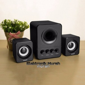 Harga speaker sada 203 stereo 2 1 with subwoofer buat pc lattop amp usb | HARGALOKA.COM