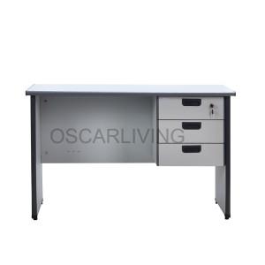 Harga brilliant meja kantor office table bod 120 1 2 biro laci | HARGALOKA.COM