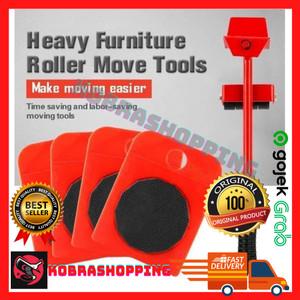 Harga heavy furniture roller move tools   ready   HARGALOKA.COM