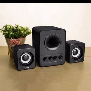 Harga sada d 203 speaker stereo 2 1 with subwoofer amp usb power     HARGALOKA.COM
