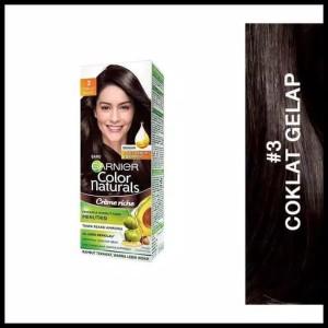 Harga cat pewarna rambut garnier   coklat | HARGALOKA.COM